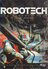 DVD - Animation - Robotech - Vol. 1: The Macross Saga - First Contact