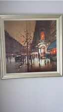 Henderson Cisz -  Signed Limited Edition hand enhanced Giclee Board print