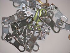 New listing Euro Hanger Hangers, Metal Aluminum Frame Hardware, 100 Pack