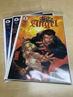BUFFY THE VAMPIRE SLAYER ANGEL 1-3 FULL SERIES 1999 Dark Horse Comics NM- 0491