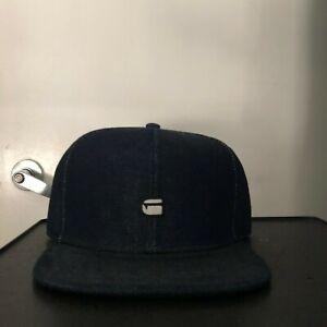 G Star Raw Denim Snapback Hat