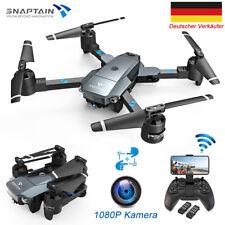 SNAPTAIN Drohne mit Kamera FPV 1080P Drone WiFi RC Quadrocopter Selfie Spielzeug
