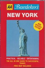 Baedeker's New York by AA Publishing (paperback 1993)