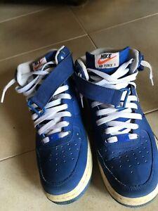 Nike air force blu alte TAG 41