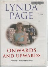 LYNDA PAGE ONWARDS & UPWARDS COMPLETE UNABRIDGED AUDIO BOOK 9 CASSETTES
