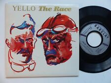 YELLO THe race 870330 7 Pressage France RRR