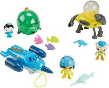 Fisher-Price Octonauts Gup Fleet Mega Pack Works in Water Toy DEALS