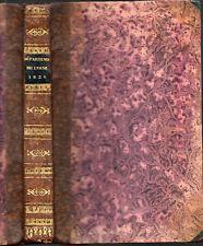 ANNUAIRE statistique et administratif du département de l'OISE  1826 + ex-libris