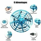 UFO Mini Drone Hand Operated Levitation Quad Induction Flying Toys Kids Gift