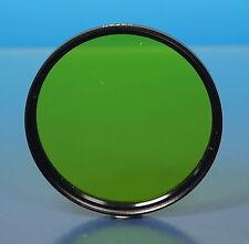 Vivitar ø55mm grünfitler GREEN FILTER VERDE FILTRE n. 11 (x1) - (204402)