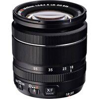 New Fujifilm Fujinon XF 18-55mm f/2.8-4 R LM OIS Zoom Lens