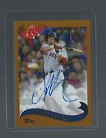 KEVIN MILLAR  2020 Topps Archives  FAN FAVORITES AUTOGRAPH  Red Sox