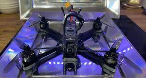 IFLIGHT - Nazgul 5 - Analog Freestyle FPV Racing Drone BNF/ Frsky XM + Reciever