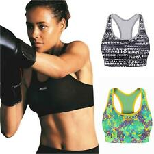 Shock Absorber Active Sports Bra Crop Top S04N0 Non-Padded Womens Sports Bras