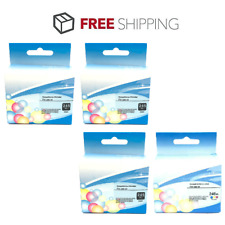 4x For Canon PG-245XL & CL-246XL Ink Cartridge PIXMA MG2420 MG2450 MG2520 MG2522