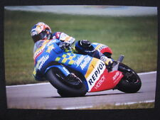 Photo Telefonica Movistar Aprilia 250 2002 #22 Toni Elias (ESP) Dutch TT Assen