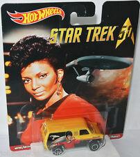 Star Trek - FORD TRANSIT SUPERVAN * LT. UHURA * - 1:64 Hot Wheels