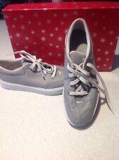 Vintage 2000 Men Nike Sage Green Tennis Skate Sneaker Canvass Shoe 9.5 000810