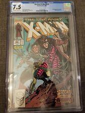 X-MEN No. 266 CGC graded 7.5 - First Appearance of Gambit - Marvel Mutants Key!