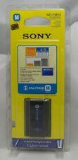 Genuine Sony InfoLithium Battery NP-FM50