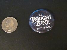 Twiligh Zone the Movie pinback NICE vintage