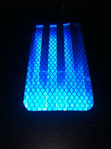 3M™ Class 1  Blue Adhesive Reflective Tape 50mm x 22.5m
