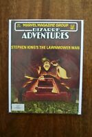 Stan Lee Presents Bizarre Adventures (1981 Magazine) #29 Marvel VF+