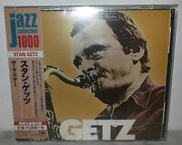 CD STAN GETZ - THE MASTER - JAPAN SICP 3991