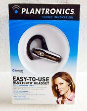 Plantronics Explorer 320 Silver EarHook Bluetooth ear phone wireless Headset