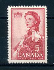 CANADA 1959 ROYAL VISIT BLOCK OF 4 MNH