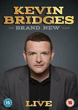 Kevin Bridges The Tour Live DVD 2018 Region 2