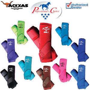 U-Medium Professional Choice Tack Smb 2 Sports Medicine Horse Boots U-0-VX
