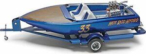 2014 Revell #85-0392 1/25 Hot Rod Hydro boat Plastic Model Kit new in the box
