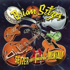 Brian Setzer - Setzer Goes Instru-Mental! (NEW CD)