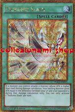 PGL3-EN013 COLPO TSUKUMO - SLASH - RARA SEGRETA GOLD - INGLESE
