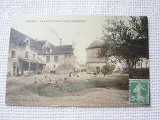 carte postale BEZONS - La vielle ferme et son pigeonnier