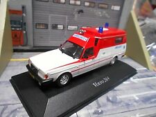 VOLVO 264 Kombi Ambulance Krankenwagen De Agostin S-Preis 1:43