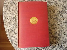 A Book of Words by Rudyard Kipling. First British edition in red cloth 1928