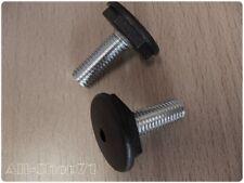 2 Tischbeine verstellschrauben M 8 10 Möbelgleite Tischbeine Regulierschrauben
