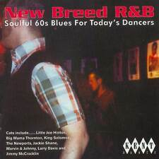 NEW BREED R&B -  VARIOUS ARTISTS - CDKEN 199