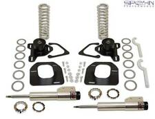 Pro-Touring Front Coil-Over Kit with QA1 Single Adjustable Struts & 300# Springs