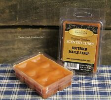 Crossroads Buttered Maple Syrup Scented Cubes 2oz 1