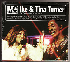 IKE AND TINA TURNER - THE ESSENTIAL - MASTERCUTS (CD 2006) - NEW & SEALED
