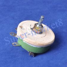 50 OHM 50W Rheostat Guitar Amplifier Rotary Resistor 5pcs