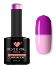 CH047 linea VB Cambia Colore Rosa Rosa Scuro-smalto gel-SUPER GEL