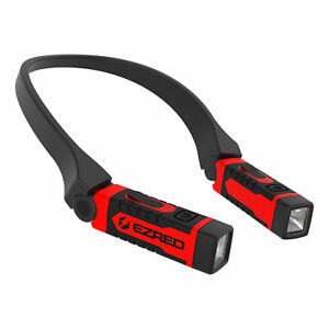 EZ Red NK15 ANYWEAR™ 300 Lumen Rechargeable Neck Light