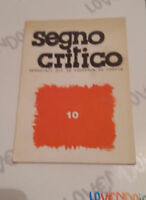 Zodiac Critic Materials for The Left IN Umbria n.10 1984