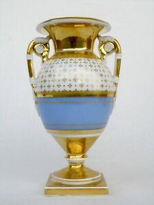 Old Paris Antique French Splendid Vase Empire