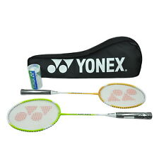 Yonex Badminton Racquet - 2 Player Set - Racket / Shuttlecocks Set