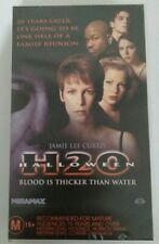 Jamie Lee Curtis H2O Halloween Blood Is Thicker Than Water VHS